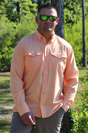Mr. Cool Long Sleeve - Mojo Sportswear Company