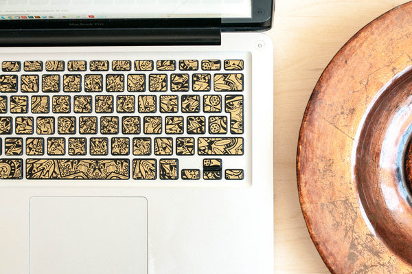 8 Best Gold Decals For Your Macbook And Notebook