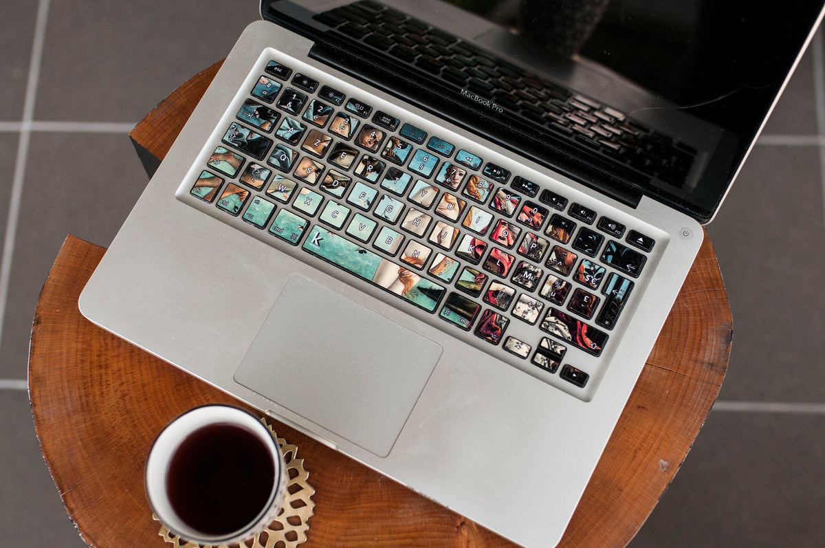 9 Reasons To Get Keyboard Stickers Instead Of Silicone Cover