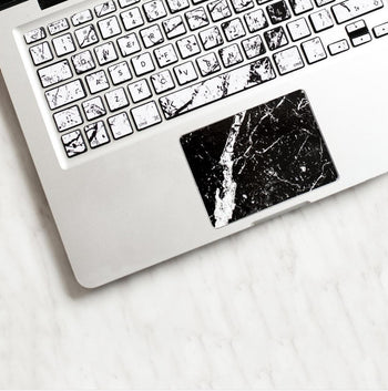 Brani marble Mac trackpad stickers