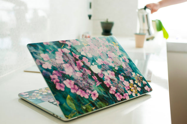 Botanica Punk MacBook Pro Skin