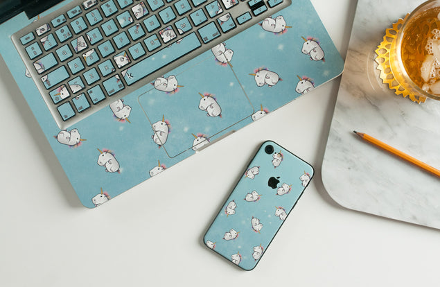 Unicorn MacBook Skin