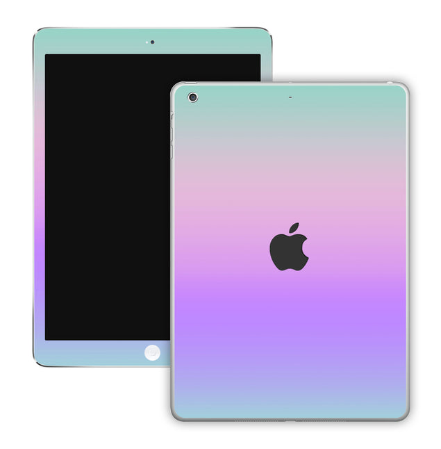 Kawaii Ombre iPad Skin
