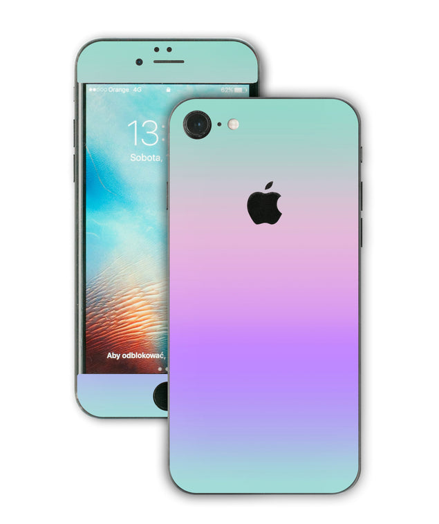 Kawaii Ombre iPhone Skin