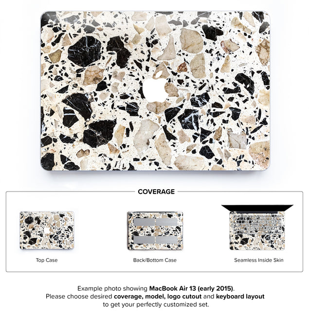 Alcudia Terrazzo Hard Case for MacBook Air 13