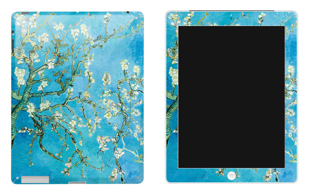 Blossoming Almonds iPad Skin at Keyshorts.com - 1
