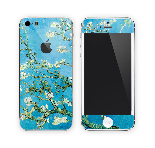 Blossoming Almonds iPhone Skin at Keyshorts.com