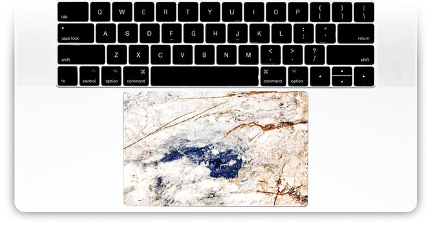 Amazing Marble MacBook Trackpad Sticker