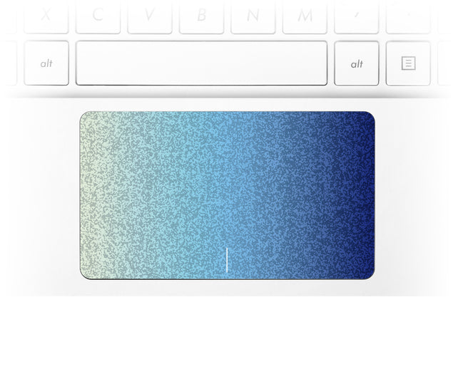 Antique Ocean Laptop Trackpad Sticker
