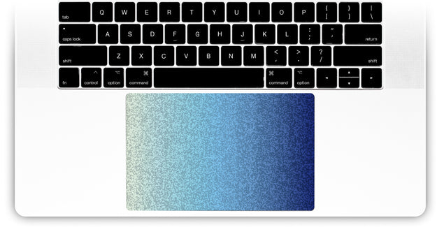 Antique Ocean MacBook Trackpad Sticker