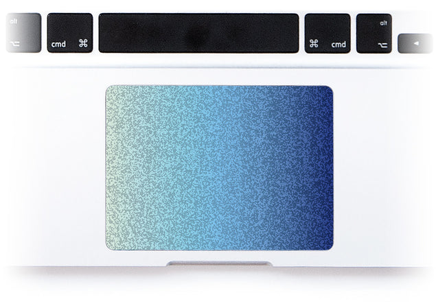 Antique Ocean MacBook Trackpad Sticker alternate