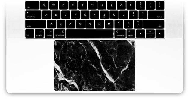 Acid Dust MacBook Trackpad Sticker