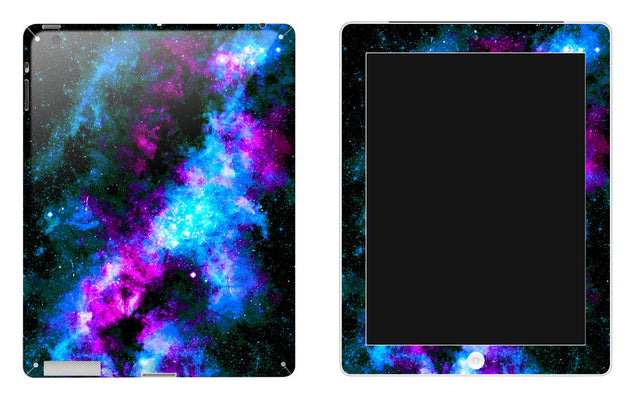 Bluedust iPad Skin at Keyshorts.com - 1