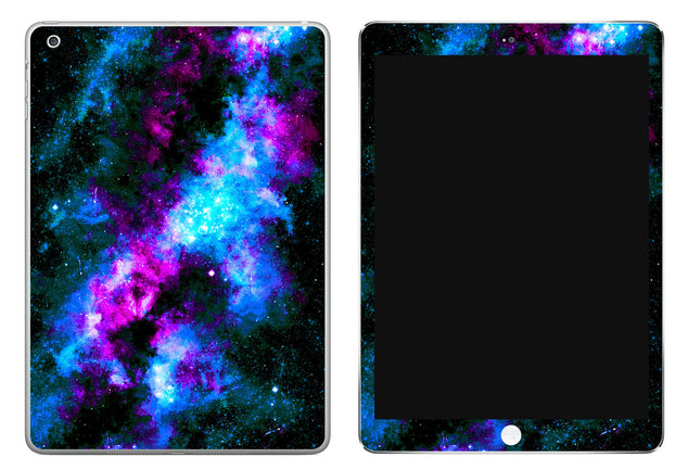 Bluedust iPad Skin at Keyshorts.com - 2