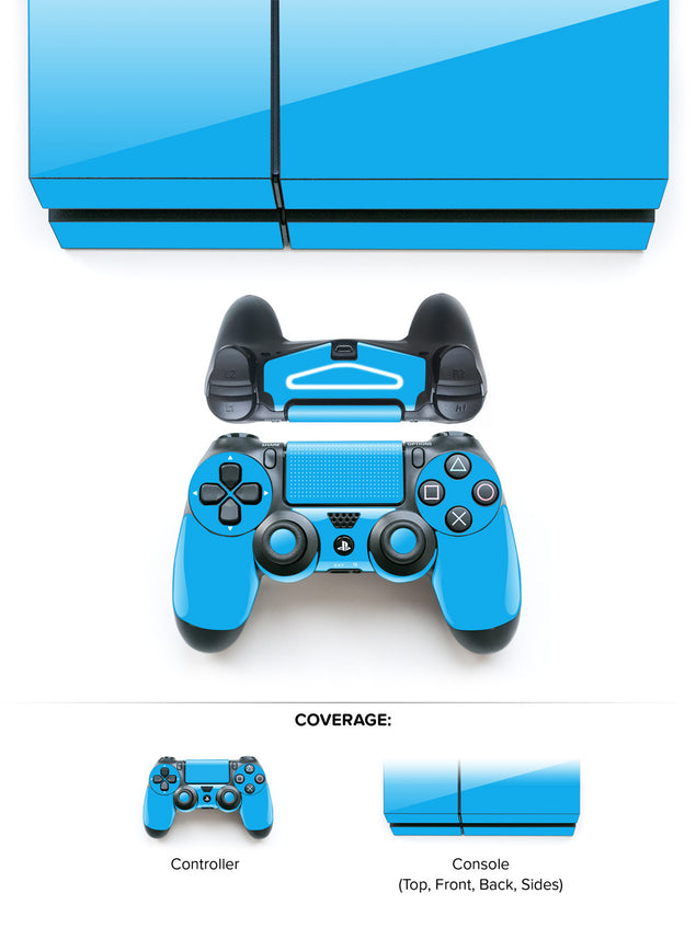 Blue Lagoon PS4 Skin at Keyshorts.com