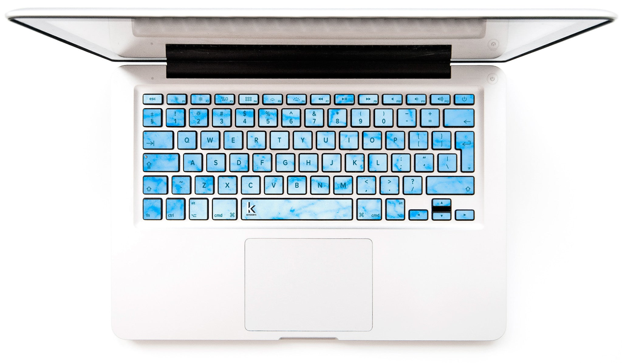 factory price 37f24 c9f58 Blue Marble MacBook Keyboard Stickers