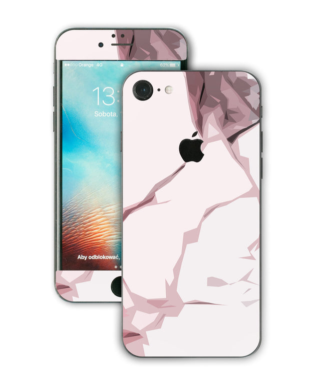 Blush Moment iPhone Skin