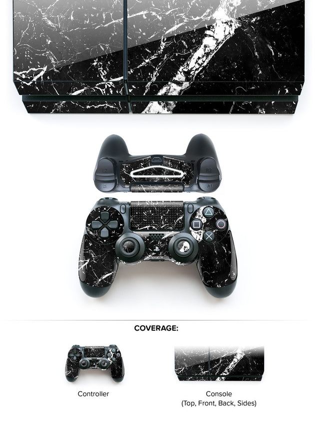 Brani Marble PS4 Skin at Keyshorts.com