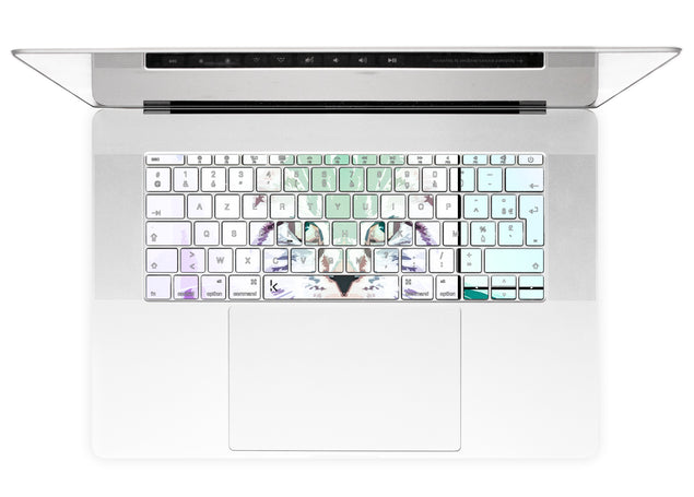 Cathaus MacBook Keyboard Stickers alternate