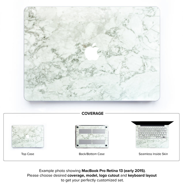 Cobra Marble Hard Case for MacBook Pro Retina 13
