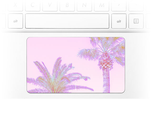 Coco Rose Laptop Trackpad Sticker