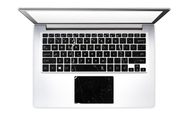 Coffee Marble Laptop Keyboard Stickers