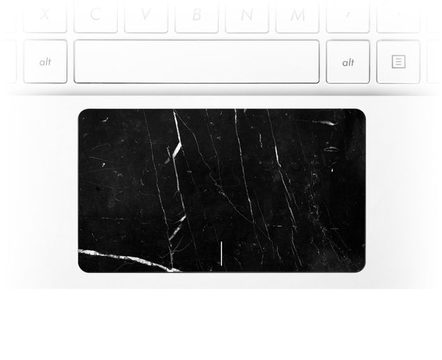 Coffee Marble Laptop Trackpad Sticker