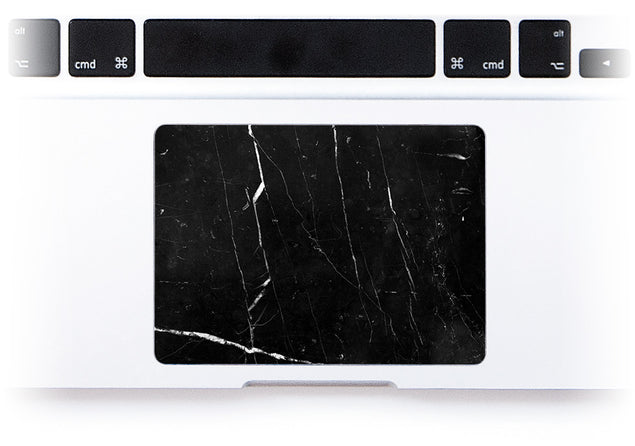 Coffee Marble MacBook Trackpad Sticker alternate