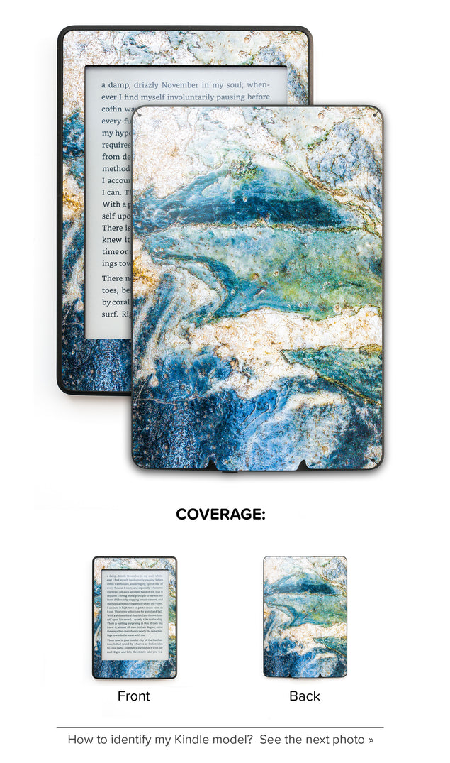 Colosseum Marble Kindle Skin