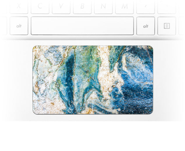 Colosseum Marble Laptop Trackpad Sticker