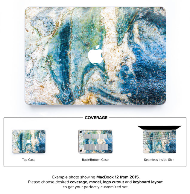 Colosseum Marble Hard Case for MacBook 12