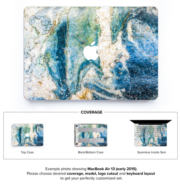 Colosseum Marble Hard Case for MacBook Air 13