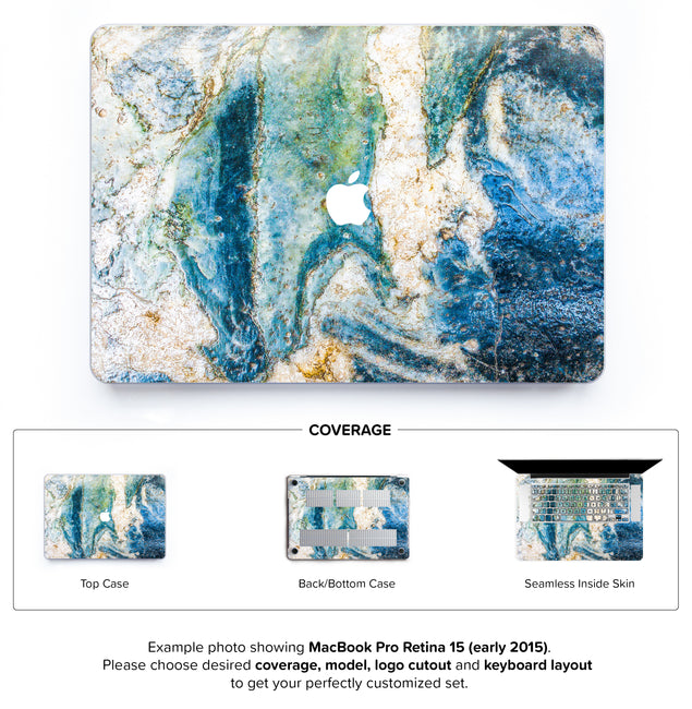 Colosseum Marble Hard Case for MacBook Pro Retina 15