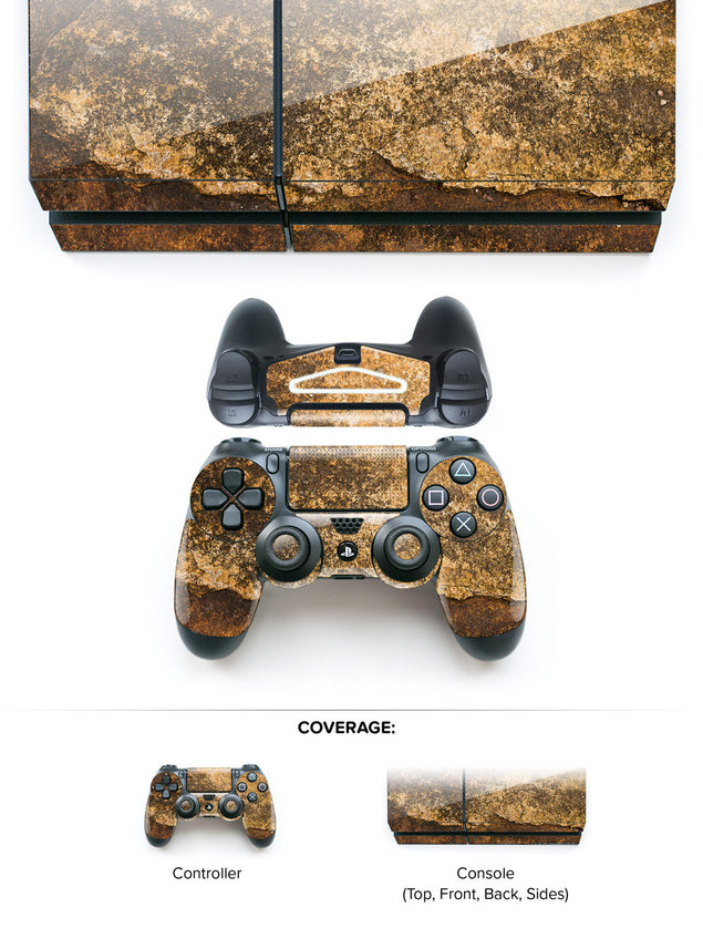 Copper PS4 Skin at Keyshorts.com