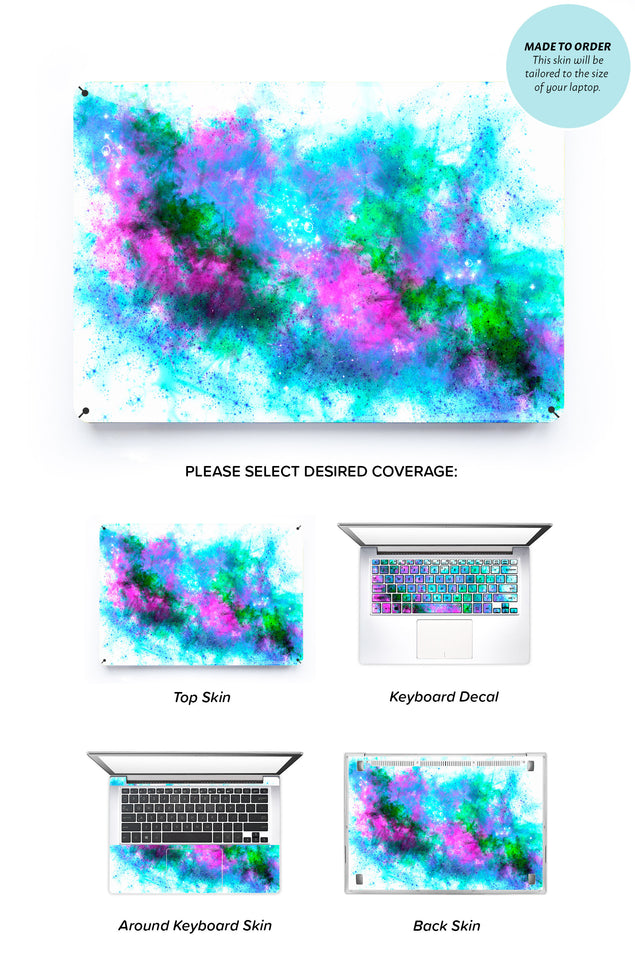 Frozen Laptop Skin