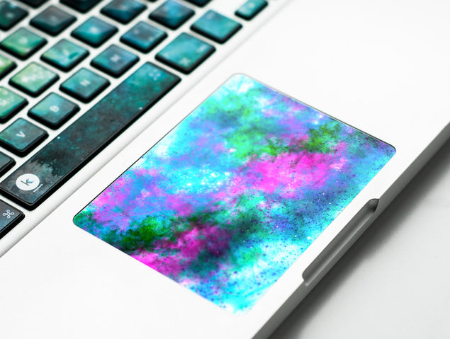 Frozen MacBook Trackpad Sticker at Keyshorts.com - 2