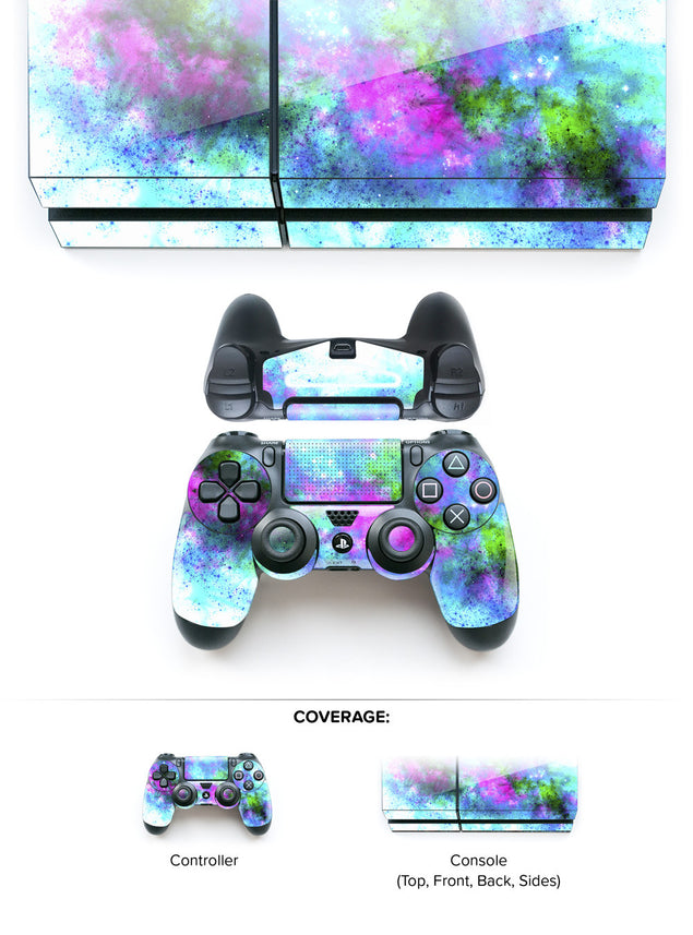 Frozen PS4 Skin at Keyshorts.com