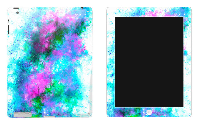 Frozen iPad Skin at Keyshorts.com - 1