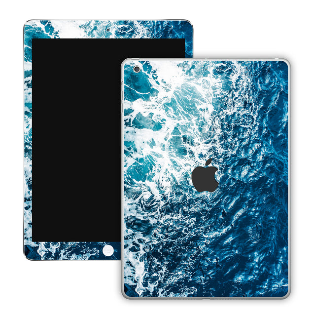 Gozo Wave iPad Skin