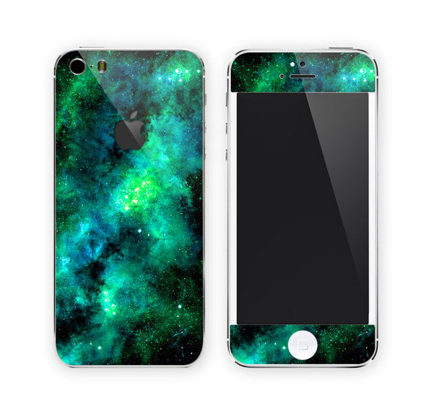 Greendust iPhone Skin at Keyshorts.com