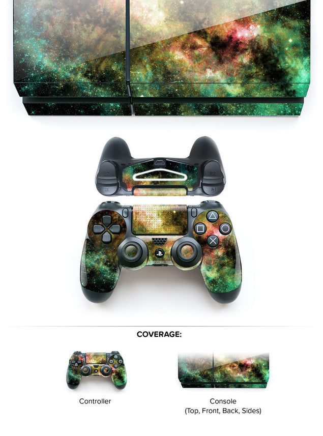Aldebaran PS4 Skin at Keyshorts.com