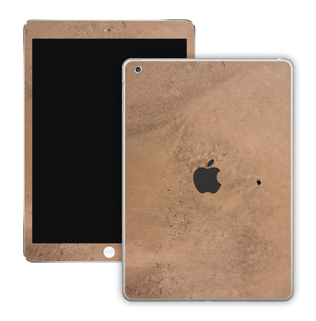 Happy sand iPad Skin
