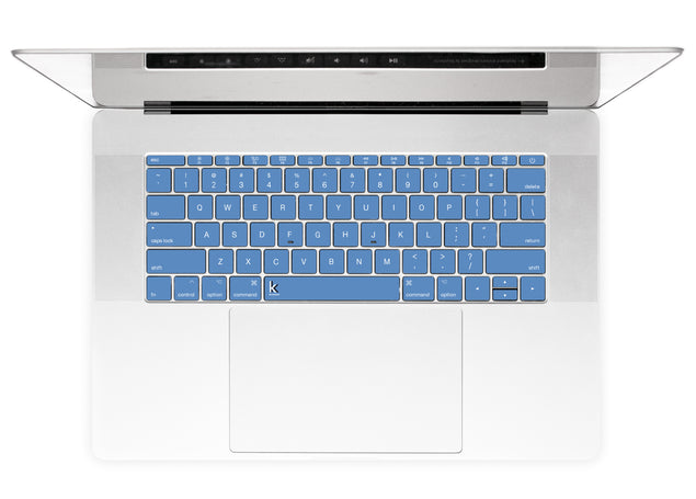 Heritage Blue MacBook Keyboard Stickers alternate