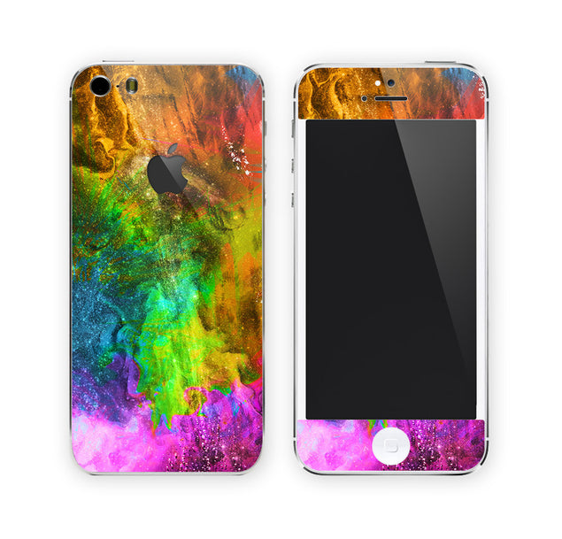 Holi iPhone Skin at Keyshorts.com