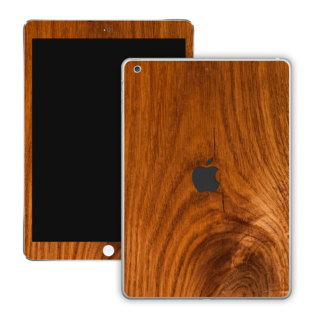 Honey Wood iPad Skin