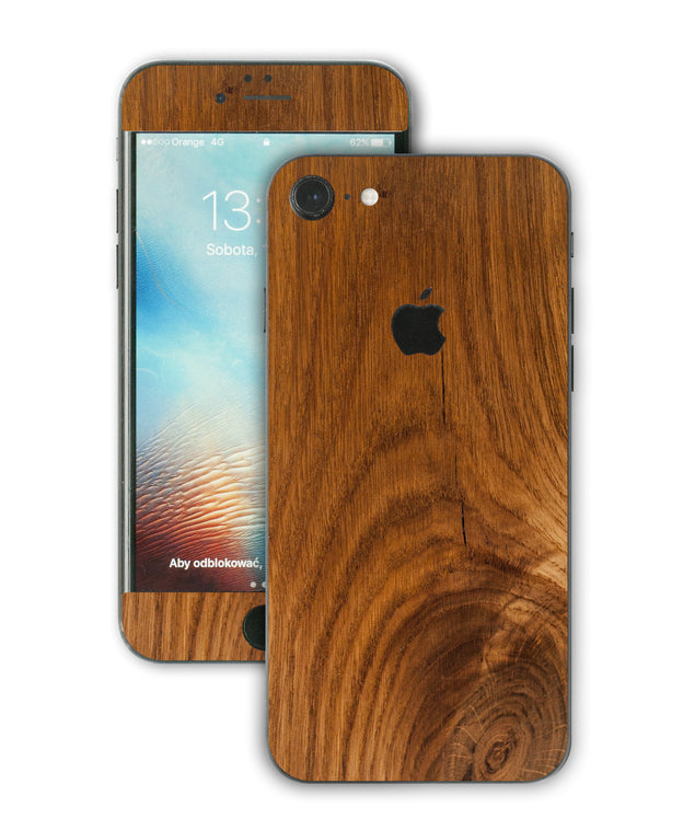 Honey Wood iPhone Skin
