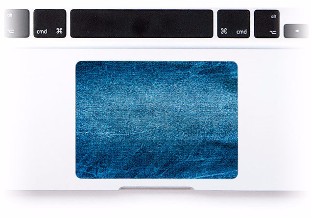 Jeans Story MacBook Trackpad Sticker at Keyshorts.com - 1
