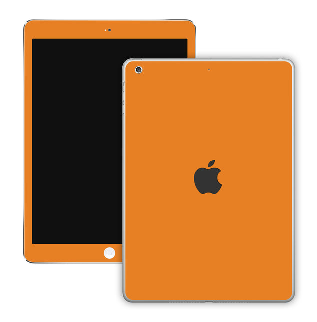 Juicy Orange iPad Skin
