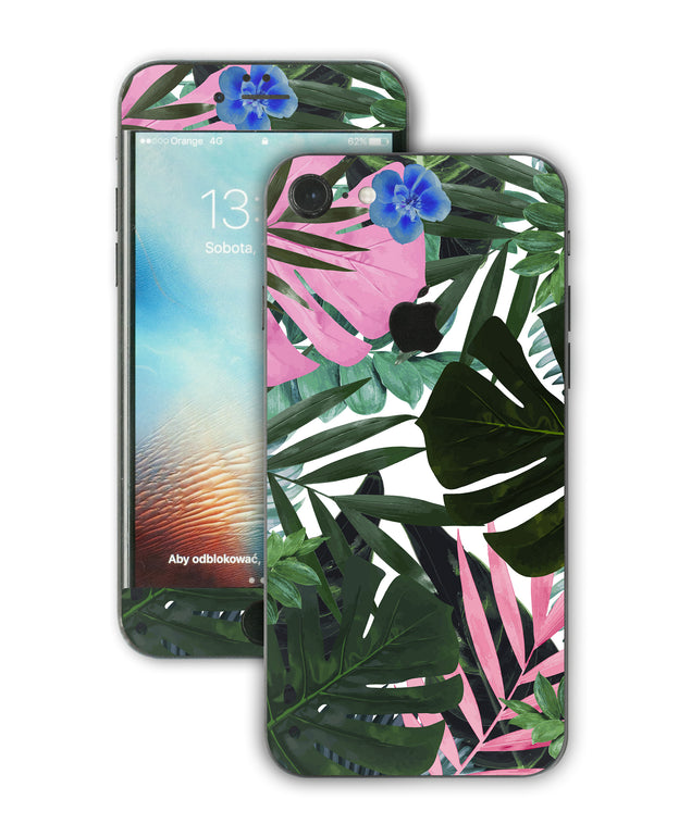Jungle Times iPhone Skin