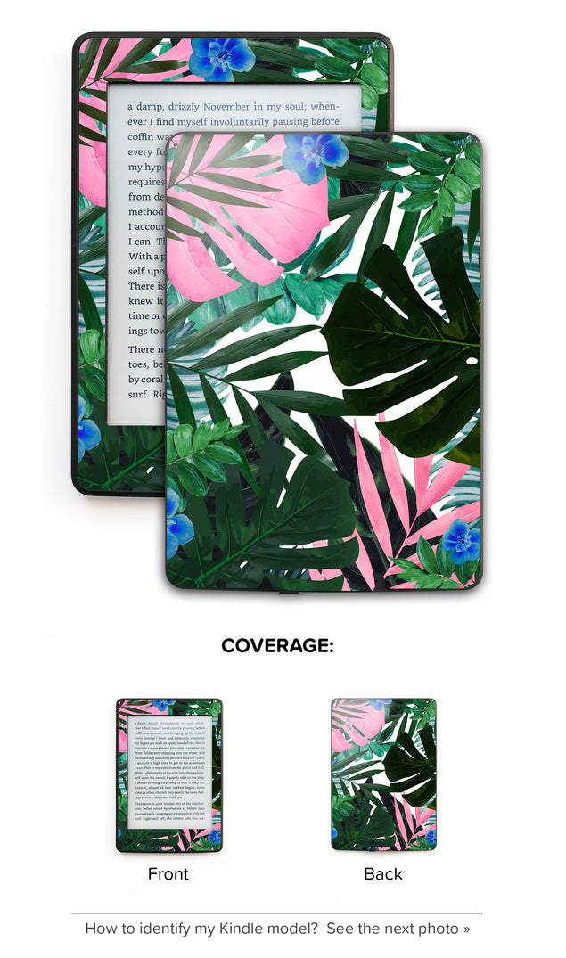 Jungle Times Kindle Skin